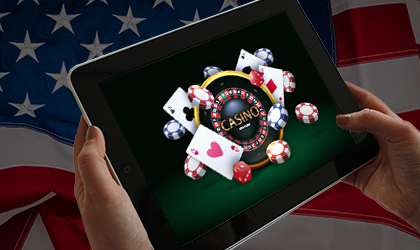 Differentiate the offline casino games with online casino games